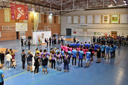 Vícar Celebra Los Veinte Años De Su Primera Instalación Deportiva Cubierta