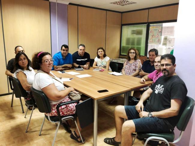 Usuarios de acuífero de Almería piden recuperar al que la Junta les pide renunciar