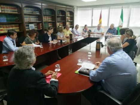 La Comisión Provincial del SAE ve positiva la evolución del empleo en Almería