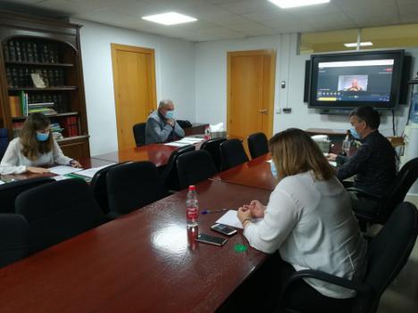 Técnicos de Prevención de Riesgos de la Junta realizan 449 visitas a empresas