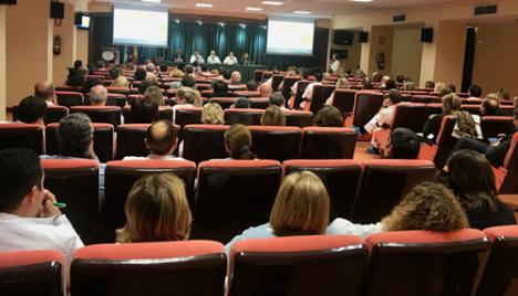 Torrecárdenas perfila sus objetivos en la Comisión Hospitalaria Ampliada