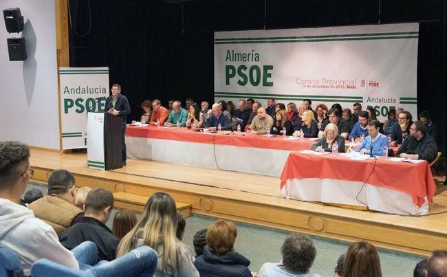 Sánchez Haro, Pérez Navas y Martín Gerez se integran en la Ejecutiva del PSOE