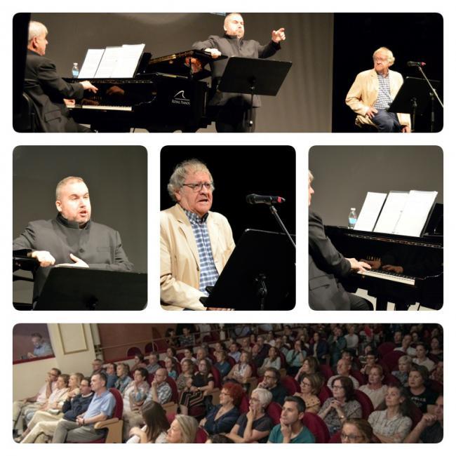 El mundo musical de Federico García Lorca conmueve al público almeriense