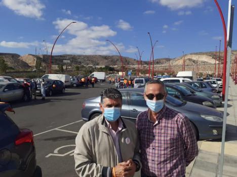 Ciudadanos se suma a la manifestación en Almería contra la Ley Celaá
