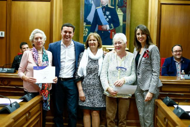 Diputación clausura los talleres artísticos 'Carmen de Burgos' de 11 municipios