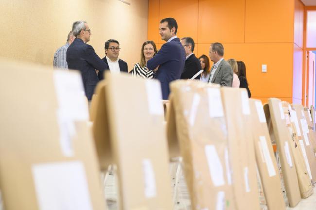 El jurado decide el miércoles el proyecto ganador de la nueva 'Ciudad de la Cultura'
