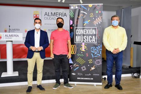 Almería y Cooltural Fest se proyectarán como sede de debate en 'Conexión Música'