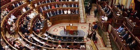 La diputada de Vox por Almería presentó casi 70 preguntas en un solo día