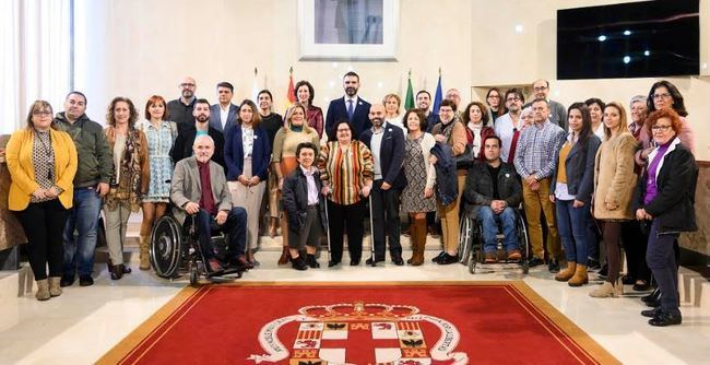 Constituido el nuevo Consejo Municipal de la Discapacidad