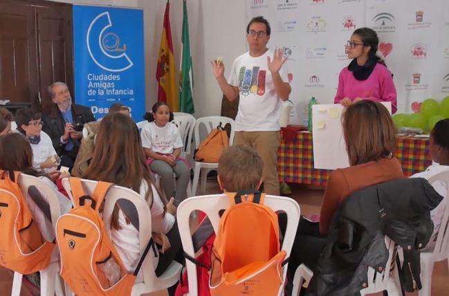 Los Consejos Municipales De La Infancia de Vícar, Vera Y Huércal-Overa tendrán una convivencia