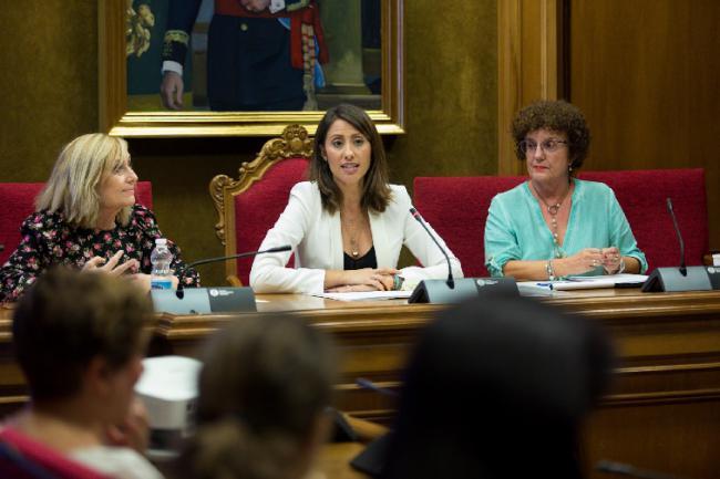Arranca una nueva legislatura del Consejo Provincial de Mujeres de Diputación