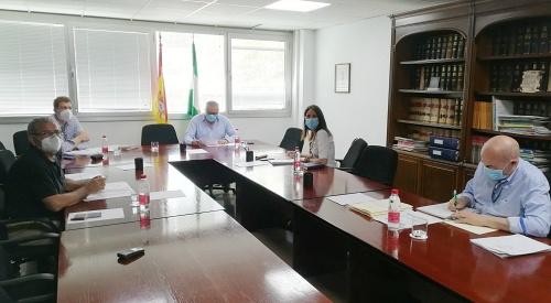 El Consejo Rector del Consorcio de UTEDLT de Adra acuerda su extinción
