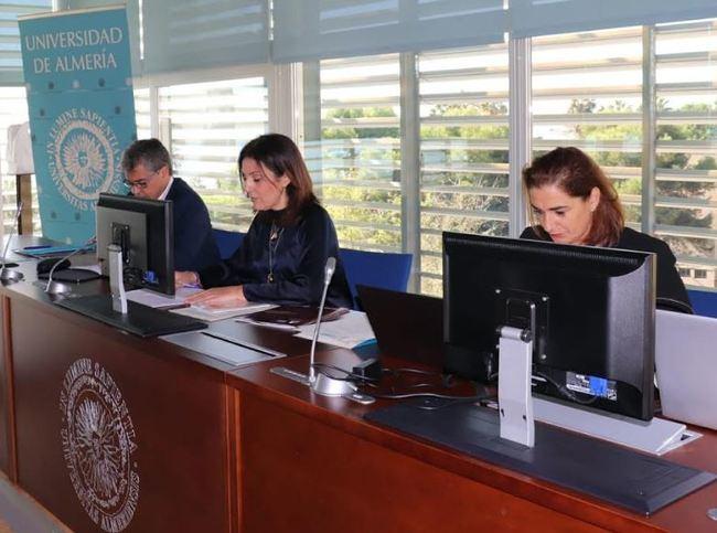 El Consejo Social apoya la actividad investigadora y cultural de la UAL