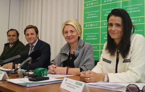 Tabernas y Balanegra se integrarán en el Área Metropolitana de Transportes