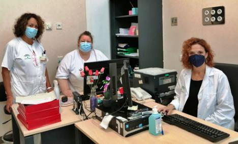 Nueva consulta de Aparato Digestivo en el CARE Nicolás Salmerón