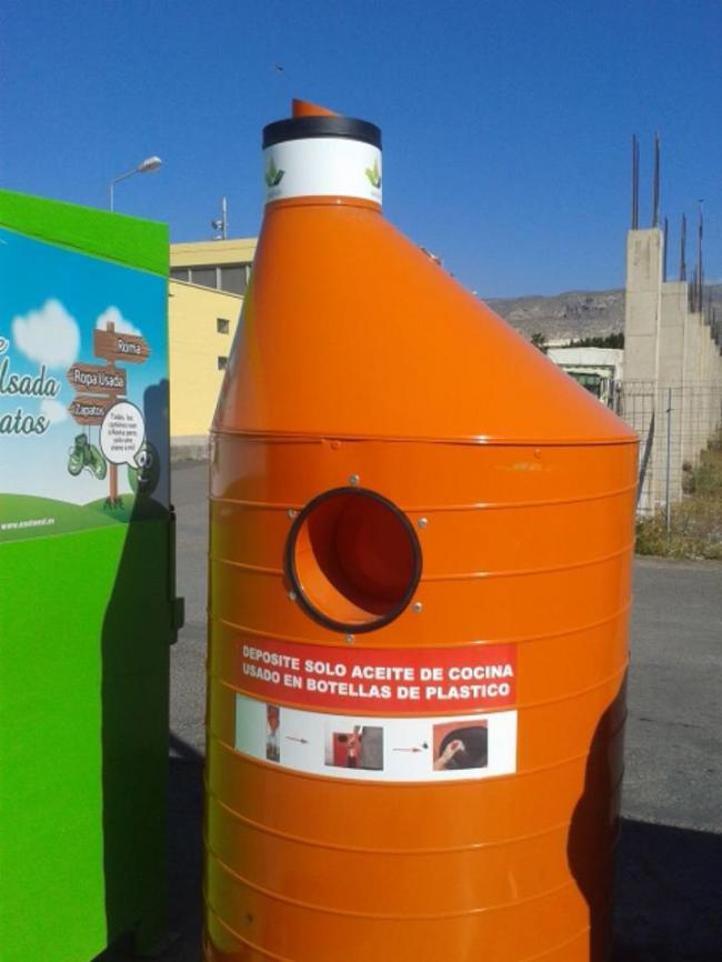 Vícar Recogió 4.200 Kilos De Aceite Usado Doméstico En 2020