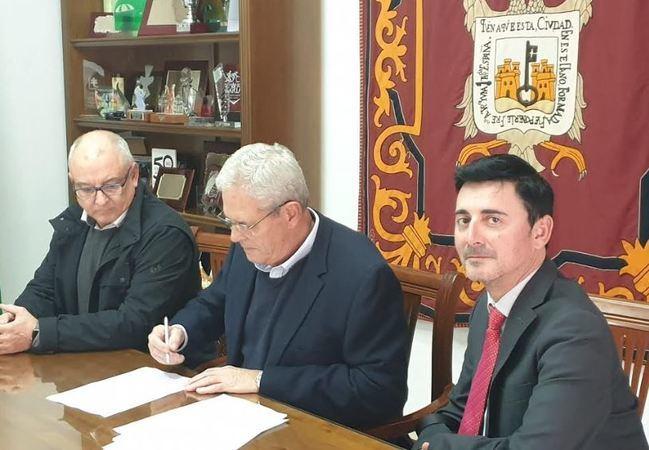 El Ayuntamiento de Vera y la UCAM desarrollarán actividades de formación