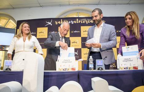 Diputación y Ayuntamiento refuerzan su compromiso con 'Almería 2019'