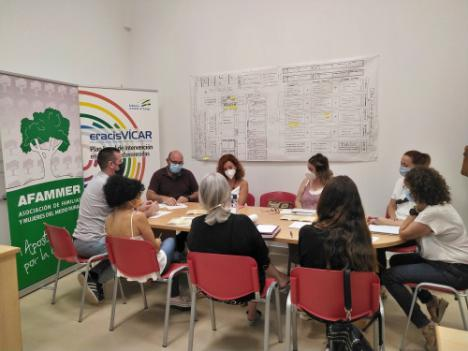 El Ayuntamiento de Vícar Impulsa Un Nuevo Convenio Para Atender A Madres Y Menores En Riesgo De Exclusión