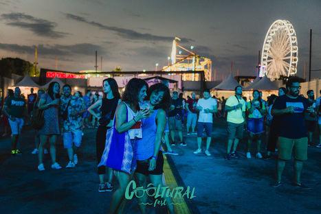 Gran nivel en la apertura del Cooltural Fest