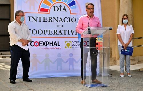 Almería celebra el viernes 9 de julio el Día Internacional del Cooperativismo