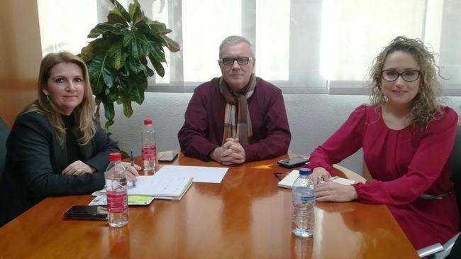 Empleo e IAJ colaborarán para reducir el desempleo juvenil en Almería