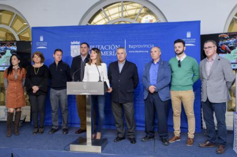 Ocho municipios de Almería serán sede de la III Copa de Carreras por Montaña