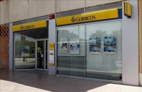 CSIF cuantifica en un 70% el seguimiento de la huelga de Correos