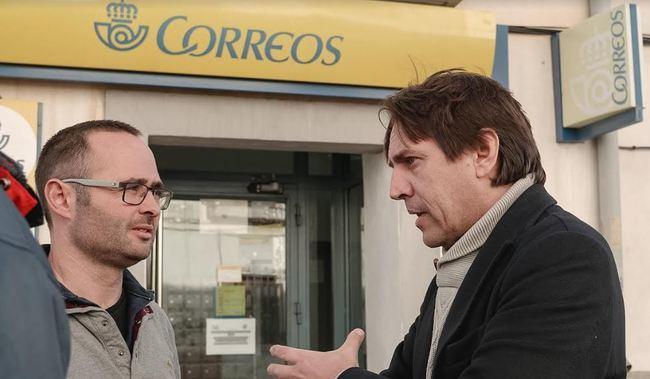 """Burgos: """"Nos preocupa el futuro de la oficina de Correos de Gérgal"""""""