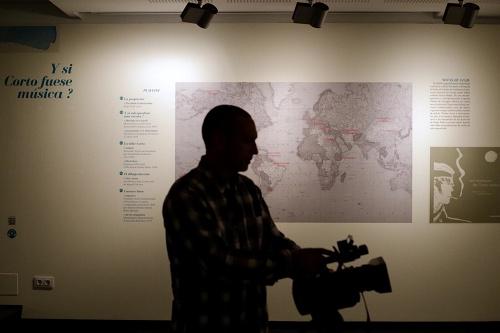 Unicaja retoma la exposición 'Corto Maltés. En cualquier lugar excepto en Ítaca'