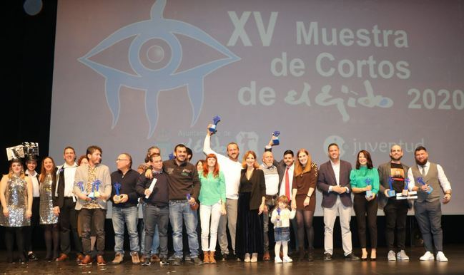 Entregados los premios de la 'XV Muestra de Cortos de El Ejido'