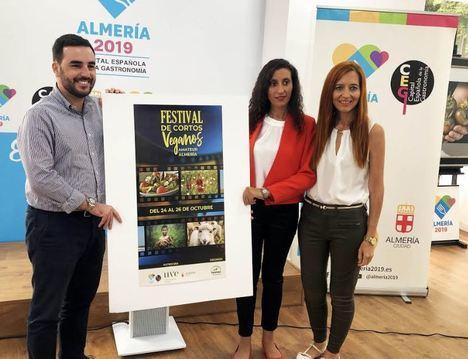 Almería acoge el I Festival de Cortos Veganos de Europa