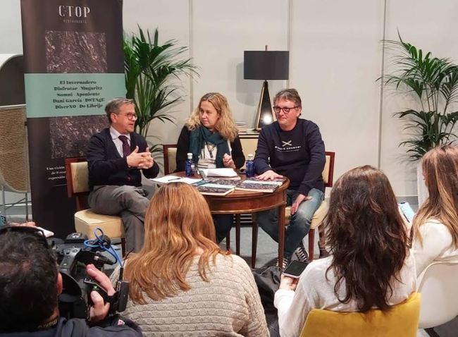 Cosentino presenta el libro C-Top Restaurants con la esencia de las estrellas Michelín