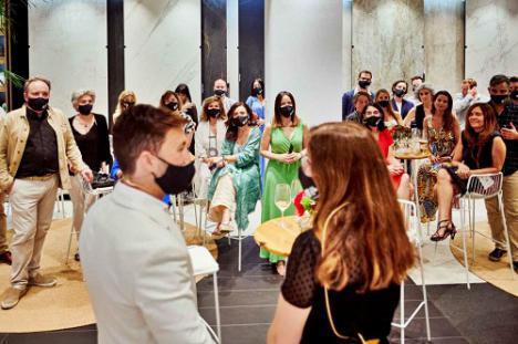Cosentino City Madrid y Casa Decor 2021 celebran un evento exclusivo