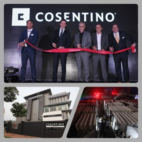 """Cosentino refuerza su presencia en Asia con un nuevo """"Center"""" en Malasia"""