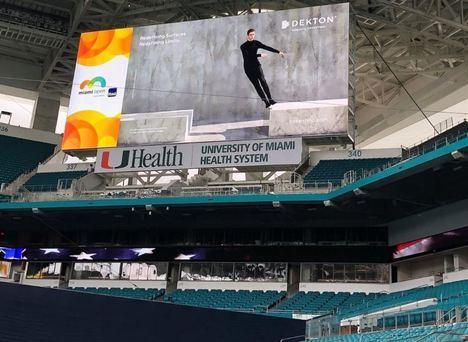 Cosentino apoya el Miami Open 2019 que se celebra en Florida
