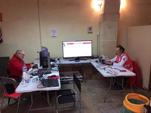 Cruz Roja Almería activa el Plan de Emergencias Covid-19 con los Ayuntamientos