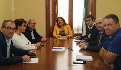 Crespo trasladará al Ministerio la necesidad de reforzar los controles de las importaciones agrarias