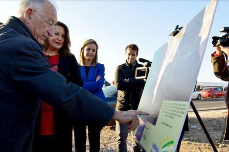 Las actuaciones en las ramblas del Poniente minorarán el riesgo de inundaciones en Roquetas