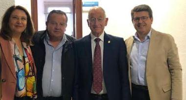 PP ve positiva la Mesa anunciada por la Junta con los alcaldes del Almanzora