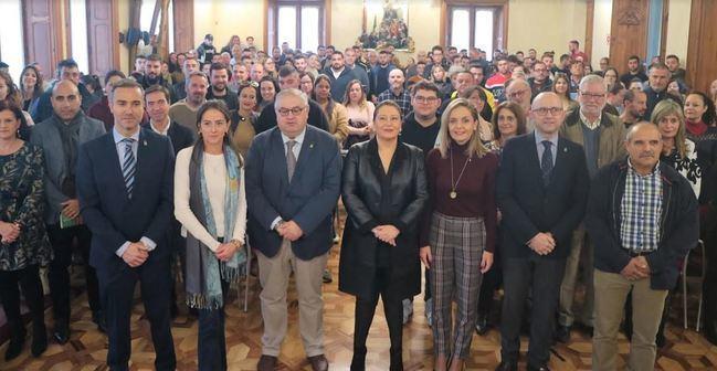 Crespo destaca el liderazgo de Almería en la incorporación de la mujer al sector agrario