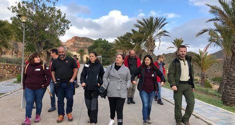 Cabo de Gata-Níjar revalida su condición de Geoparque Europeo