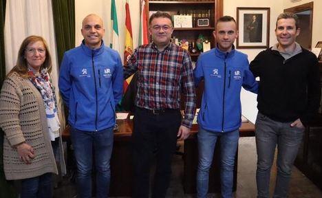 El virgitano Cristian Parrilla participa en el Campeonato de España de Rallyes
