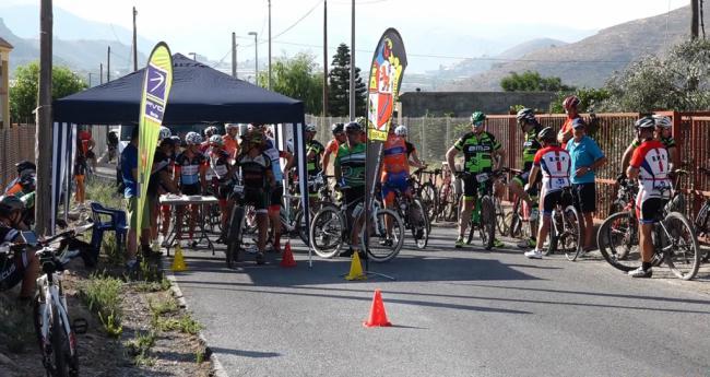 Berja acoge este domingo la cronoquedada ciclista a Hirmes