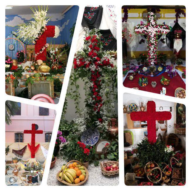 Estos son los ganadores de las Cruces de Mayo 2019