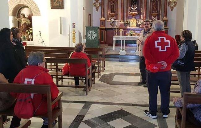 El Ayuntamiento de Adra y Cruz Roja Almería ofrecen visitas culturales
