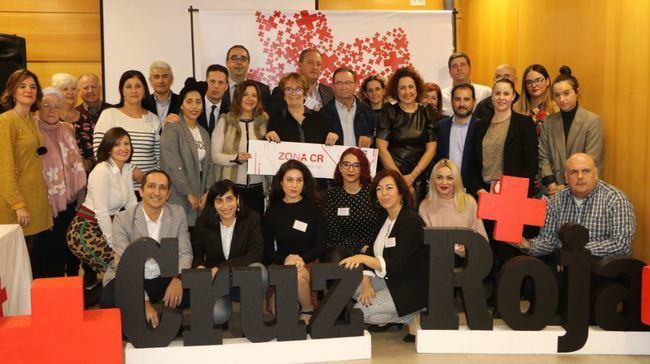 Cruz Roja reconoce al Ayuntamiento de El Ejido su colaboración activa