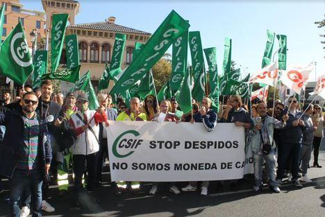 200 trabajadores de Entorno Urbano denuncian 8 despidos