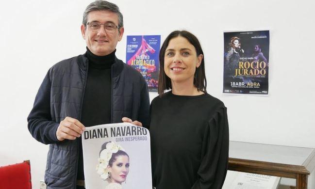 Adra trae al Gran Circo Acrobático de China y Diana Navarro