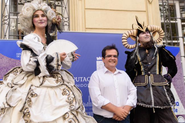 Diputación lleva el lunes a Pleno su Plan Provincial de Cultura